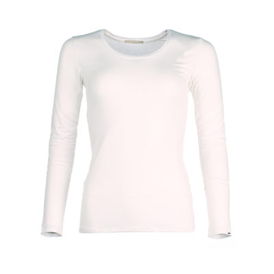 Royal Bamboo The Original longsleeve – Ivory €44,95