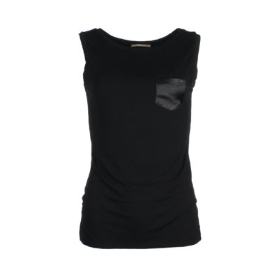 Royal Bamboo The Timeless Sleeveless – Black €34,95