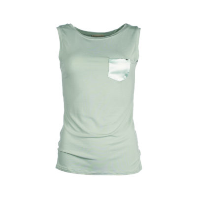 Royal Bamboo The Timeless Sleeveless – Jade €34,95