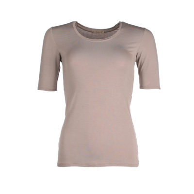 Royal Bamboo The Original Shortsleeve – Taupe €39,95