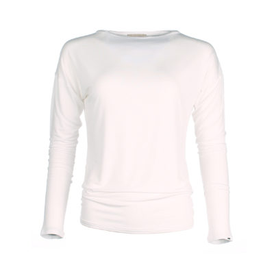 Royal Bamboo The Vintage Longsleeve – Ivory €44,95
