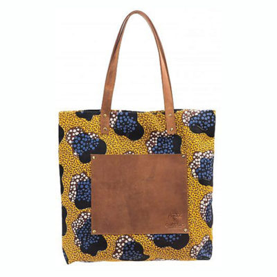 O My Bag Lou's Big Bag Yellow €139