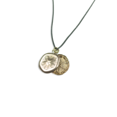 Ocean Republic Sanddollar Necklace €100