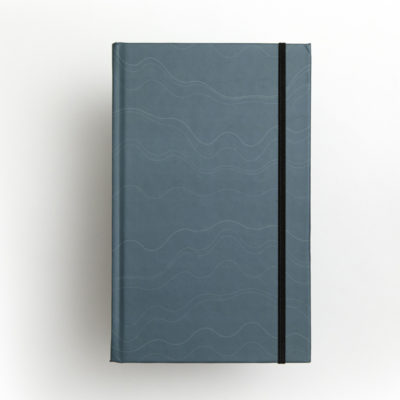Paper on The Rocks Rockbook Hardcover Turquoise €16,95