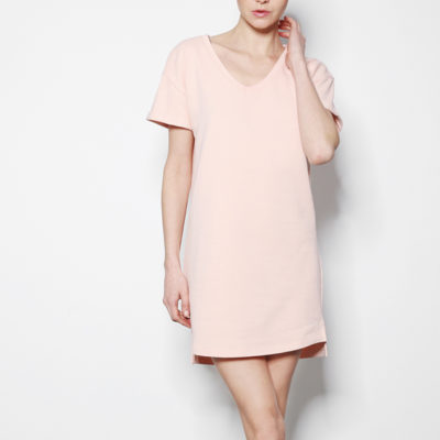 Yunit Studio Alex Dress Pale Blush €74,95