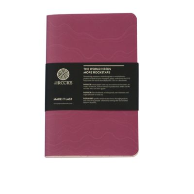 Paper on The Rocks Rockbook softcover Orchid €11,50