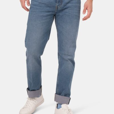 Mud Jeans Relax Fred – Heavy Stone €119