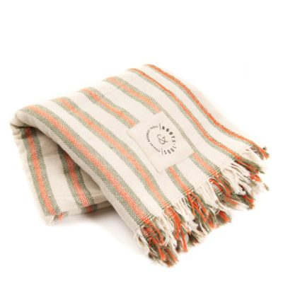 Roots & Soul HANDWOVEN BEACH THROW 'TRIO' €59