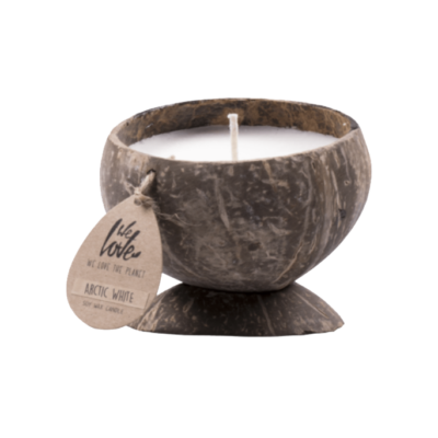 We Love The planet Coconut candle €14,95