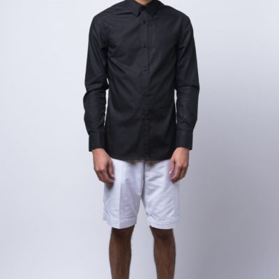 Afriek BLACK BASIC SHIRT €119