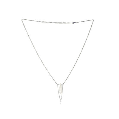 Nifty Crystal teardrop €36