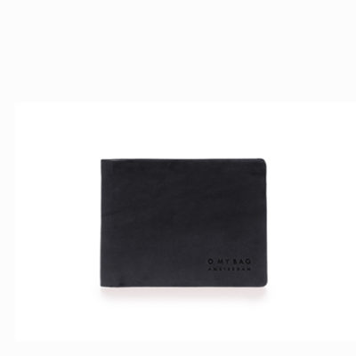 O My Bag JOSHUA'S WALLET – CLASSIC BLACK €49
