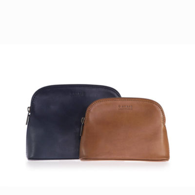 O My Bag Toiletry Set – Eco Classic Navy/Camel €119