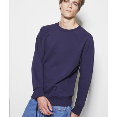 Yunit Bobby sweat evening blue €69,95