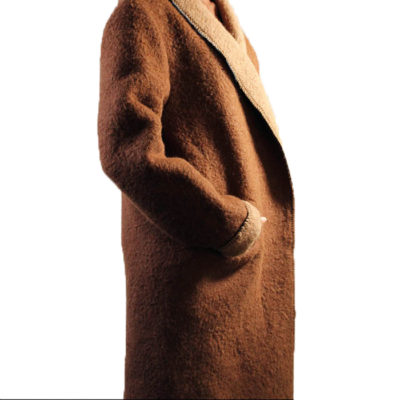Wintervacht LONG BLANKET COAT | M €320